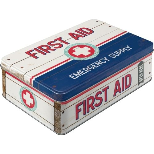 Vorratsdose First Aid